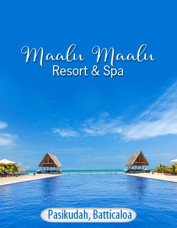 Maalu Maalu Resort & Spa, Batticaloa