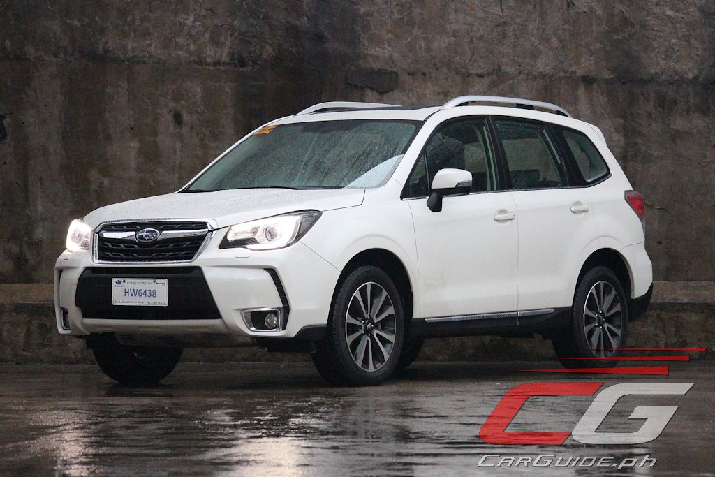 Amazing Review 2016 Subaru Forester XT  CarGuidePH  Philippine