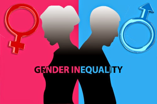 How is gender discrimination a social problem