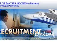 Lowongan Kerja PT. Dirgantara Indonesia Persero untuk Lulusan SMK