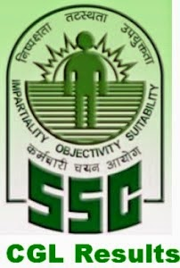 SSC CGL 2013 Results