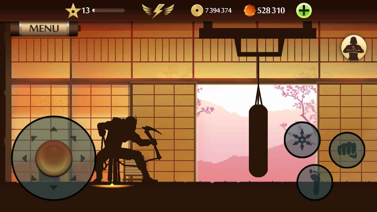 download shadow fight 2 mod senjata
