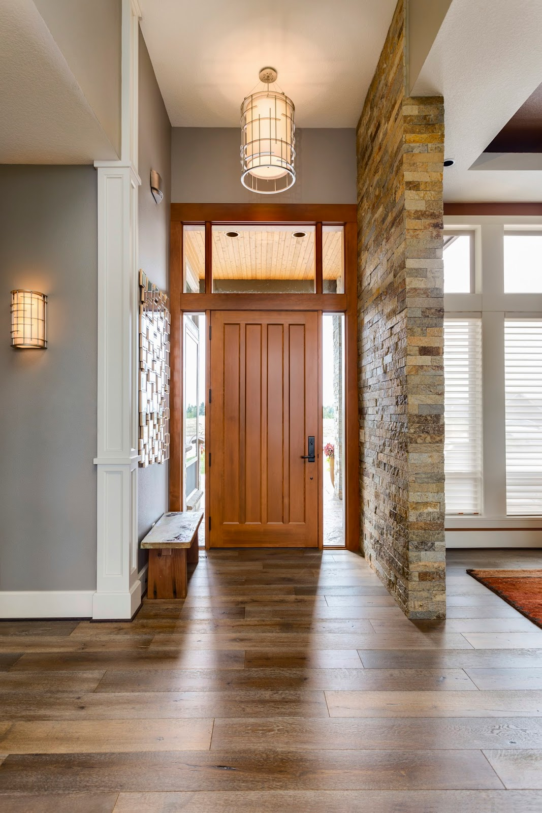 Love Of Homes 6 Ways To Transform Your Entryway