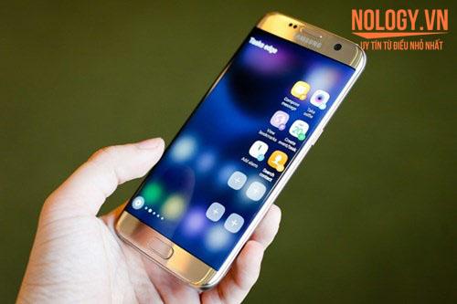 Đánh giá Samsung Galaxy S7 Edge