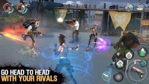 Download Dead Rivals Zombie MMO Mod Apk Terbaru