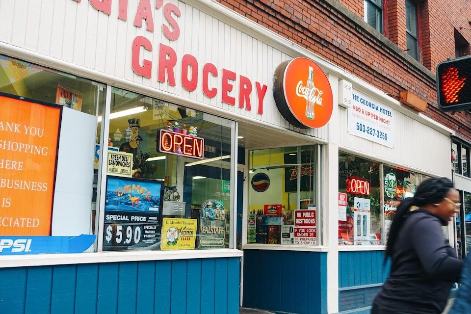 Georgia's Grocery