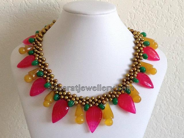 Indian Fashion Jewellery Making Designs