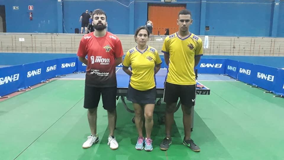 e64d0ac1e Varginha sedia 1ª etapa do Campeonato Mineiro de Tênis de Mesa