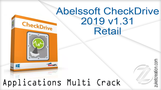 Abelssoft CheckDrive 2019 v1.31 Retail