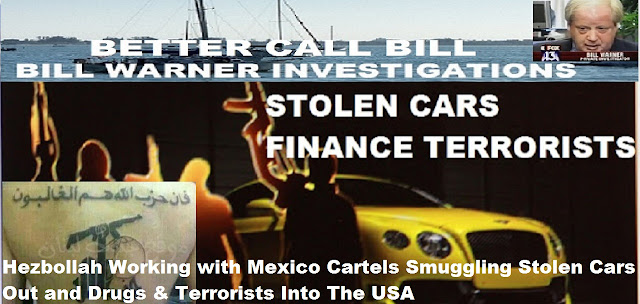 Image result for THE STOLEN CARS OF AL-QAEDA FINANCING TERRORISM