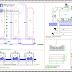 مخطط نضام تصفية عن طريق الضغط اوتوكاد dwg