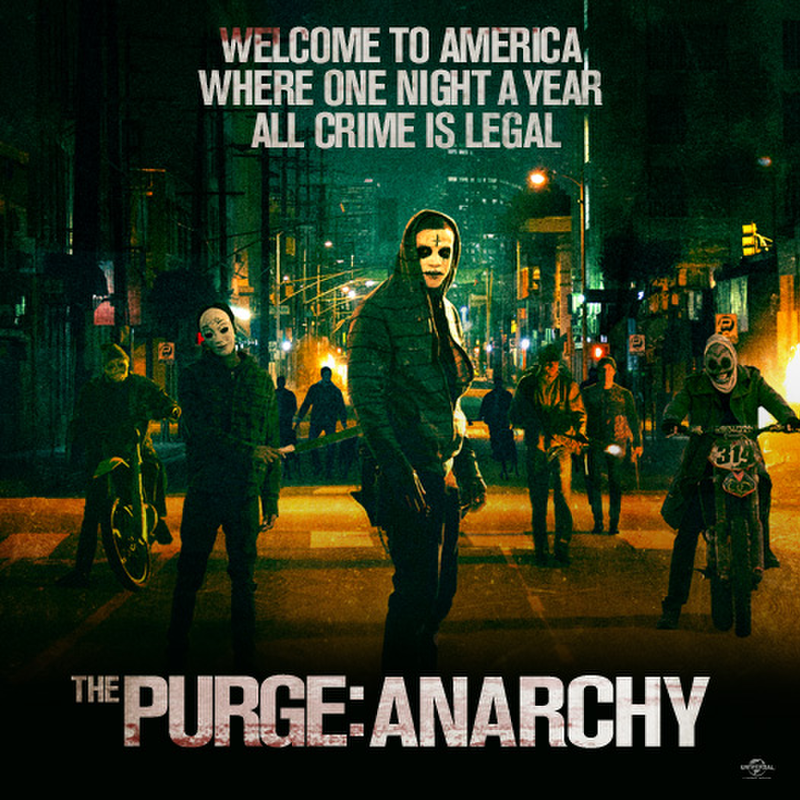 The Purge: Anarchy 2014 - Full (HD)