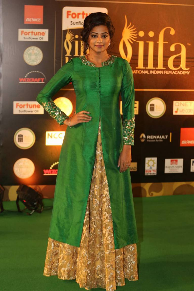 Priyamani Hot Stills At IIFA Utsavam Awards 2016