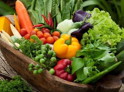 Vegetables are an important source of many nutrients