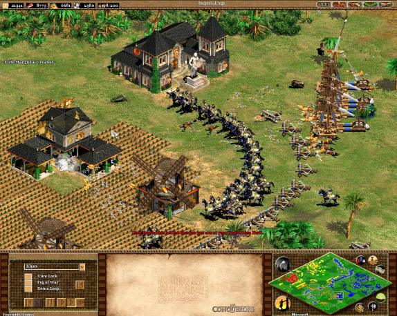 Age of Empires 3 (expansion pack) - Installation issue