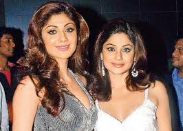 Shamita Shetty dan Shilpa Shetty