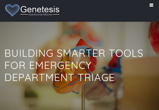 Genetesis Develop NonInvasive Heart Imaging Technology For Emergency Rooms