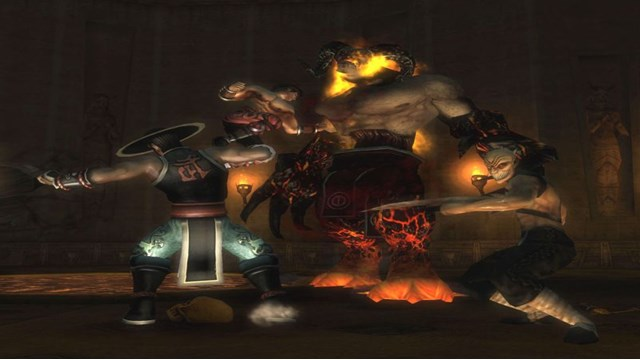 Download Mortal Kombat Shaolin Monks PC Gameplay