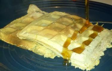 Waffle recipe, how to make homemade waffles, Can you make waffles without milk, No milk waffles