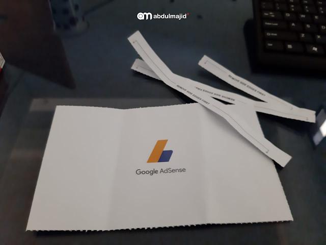 Menumbuhkan Semanngat Ngeblog dengan PIN Google AdSense
