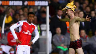 Video Gol Sutton United vs Arsenal 0-2 Piala FA