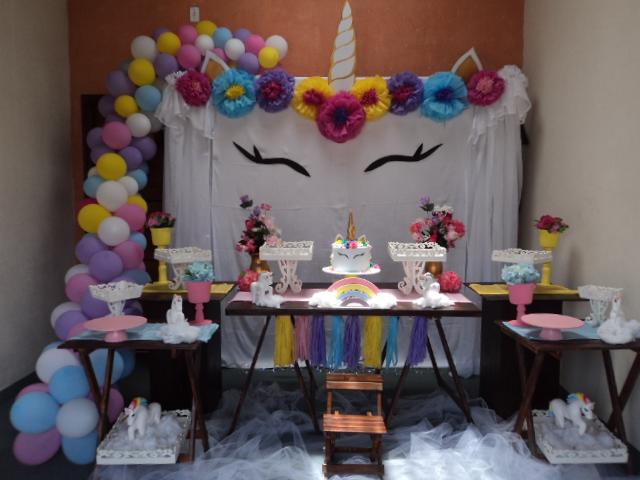 Atelier artefolia decora o de festa infantil unic rnio for Decoracion infantil barata