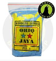 Krodong Sangkar Burung Pleci Oriq Jaya