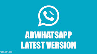 Download ADWhatsApp v7.50 Latest Version Android