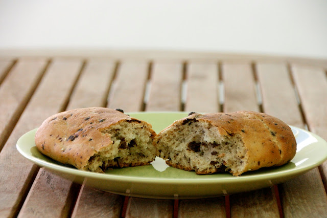 Coques de pa de xocolata de Xavier Barriga