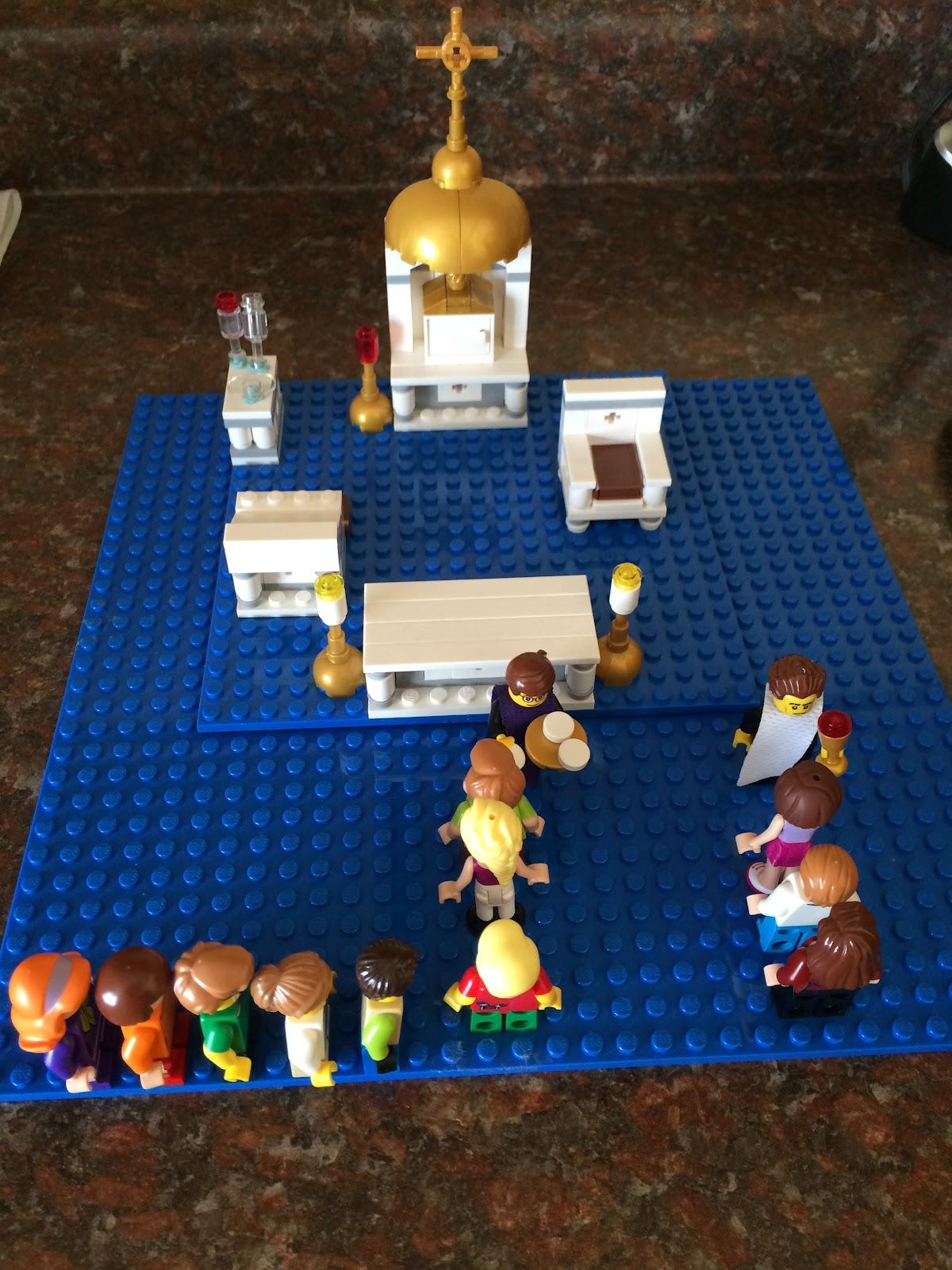 Raising a catholic family