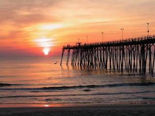 Entre outros lugares para visitar na Carolina do Norte