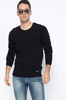 Pulover confecționat din tricot cu lână • Diesel