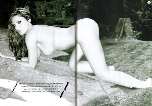 Mariana Seoane desnuda H Extremo Octubre 2007 [FOTOS]-5