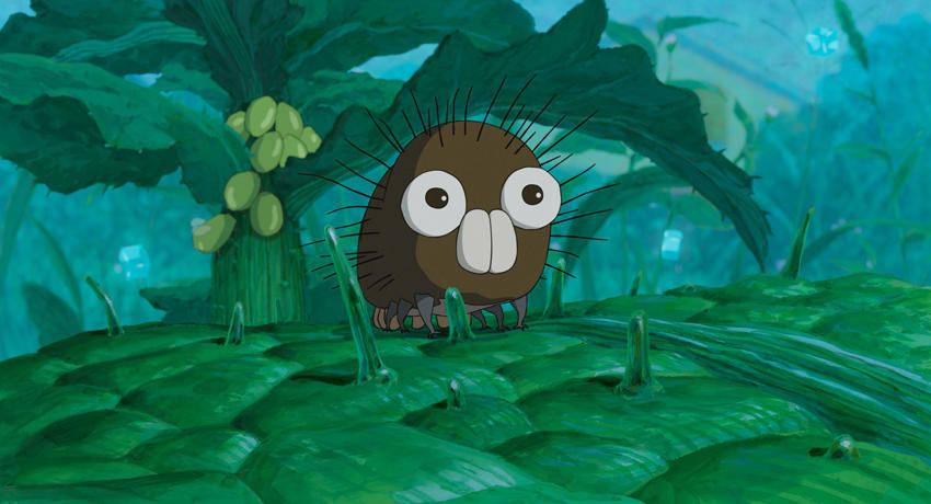 Gąsienica Boro z Kemushi no Boro