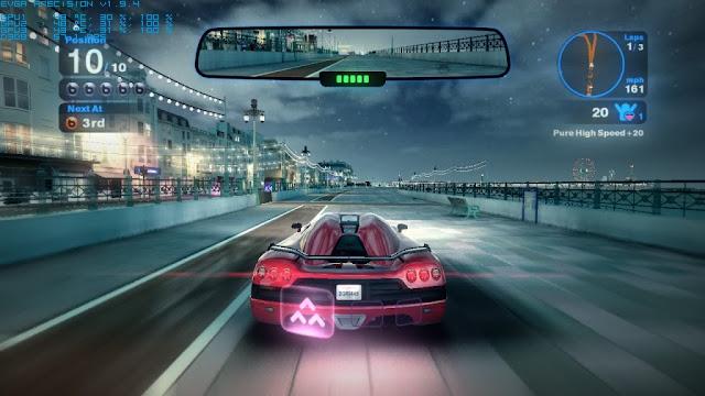 تحميل لعبة سباق السيارات Blur للكمبيوتر مضغوطة من ميديا فاير