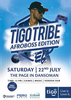 E.L To Perform At Tigo Tribe AfroBoss Edition