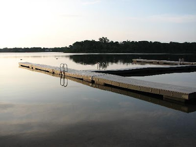 Great Pond Dock - Wiley Park - Eastham