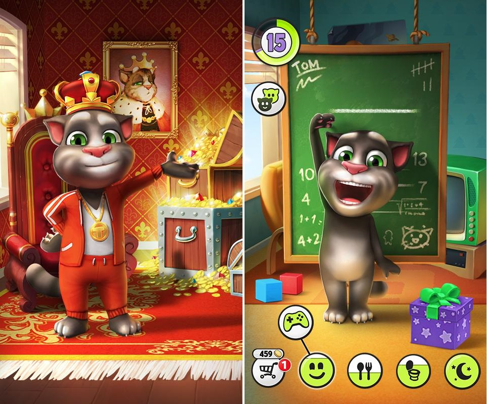 My Talking Tom APK Mod 3.5.2.101 (Offline, Unlimited coins) for Android
