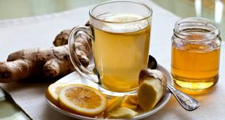 Vous pouvez perdre du poids en utilisant de l'eau au gingembre