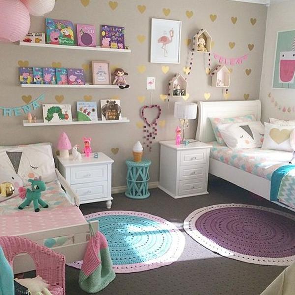 quarto infantil duplo
