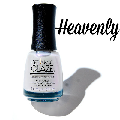 Ceramic Glaze Botanical Oasis Heavenly