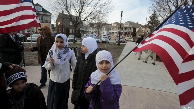 Wanita di AS Didakwa karena Serang Muslimah Berjilbab