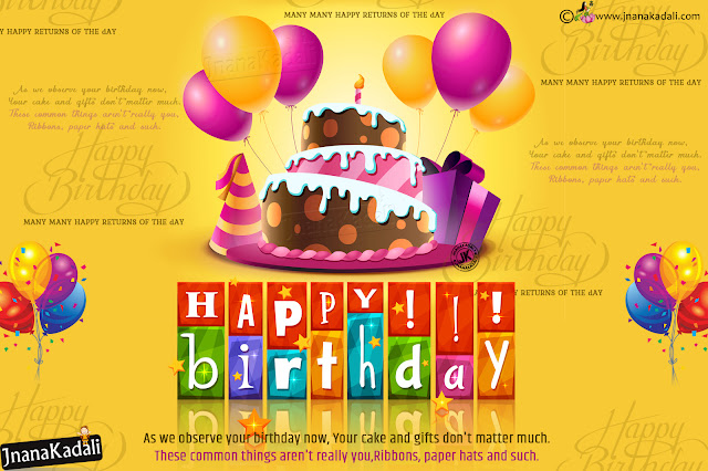 happy birthday wallpapers in english, vector english birthday greetings, birthday banner designs