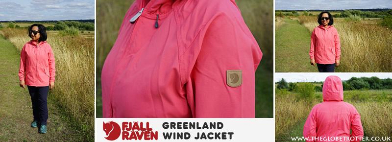 Fjällräven Greenland Wind Jacket