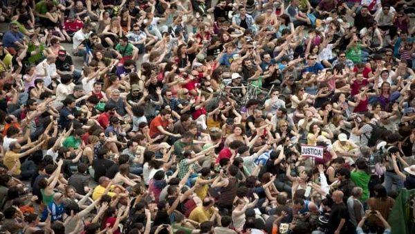 A 7 años del 15-M España mantiene deudas con los indignados