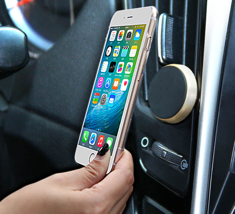 Mini Magnetic In Car Phone Holder 360 End 2 1 2020 3 45 Pm