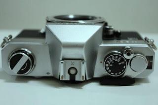 Fujica ST801 embos tampak atas