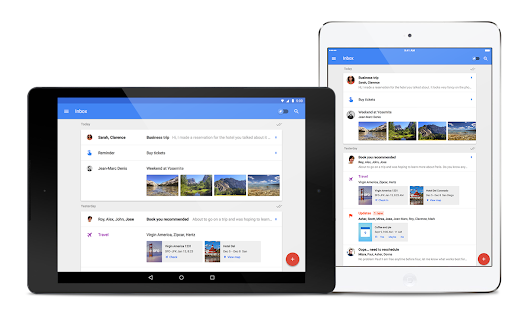 Inbox by Gmail: now in more places