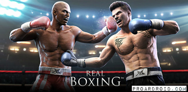 لعبة Real Boxing