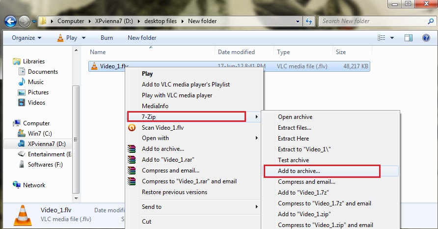 Fix your PC: How to split and compress a video file for mailing purpose?